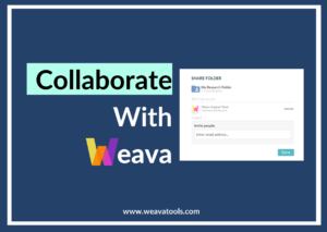 Weava Onboarding: Collaborate