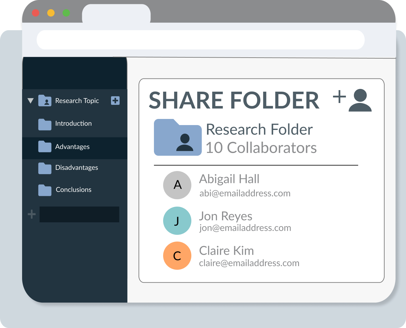 Collaborate with Weava