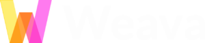 Weava Logo White